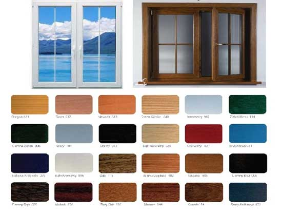 Window profiles and design