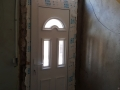 New door in Killeagh, inside view