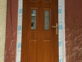 New door in Killeagh, outside view